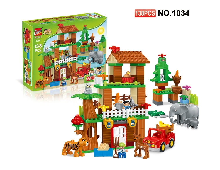 Jungle Adventure (Gift Box) 1034